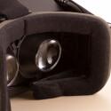 So sieht die Innenseite der Oculus Rift-Brille aus. (Bild: netzwelt)