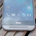 Das HTC One (M8) verfügt auf der Frontseite nur noch über virtuelle Bedienelemente. (Bild: netzwelt)