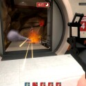 Trotz Schwierigkeiten ist man mit der Oculus Rift noch näher am Geschehen. (Bild: Valve)