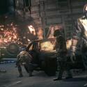 Gotham Citys Straßen stehen in Flammen. (Bild: Warner Bros.)