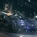 Das erste Mal in der Seriengeschichte werdet ihr das Batmobil fahren können. (Bild: Warner Bros.)