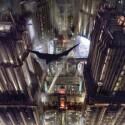 Auch in Arkham Knight spielt die riesige Spielwelt wieder eine große Rolle. (Bild: Warner Bros.)