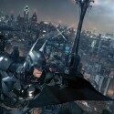 Erneut werdet ihr euch als Batman durch die Lüfte schwingen können. (Bild: Warner Bros.)
