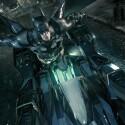 Anscheinend werdet ihr mit einem beherzten Sprung aus dem Batmobil direkt in die Action springen können. (Bild: Warner Bros.)