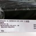 Ein Paket erreicht die netzwelt-Redaktion. Absender ist das Startup Geeksphone aus Madrid. (Bild: netzwelt)