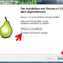 """Entfernen Sie im letzten Fenster der Installation das Häkchen vor """"Release Informationen anzeigen"""", wenn Sie die Programmänderungen im Vergleich zur letzten Version nicht interessieren. Klicken Sie auf """"Fertig stellen"""", um die Installation zu beenden und Recuva zu starten. (Bild: Screenshot)"""