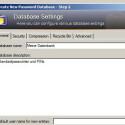 Legen Sie nun testweise einen neuen Eintrag über das kleine Schlüssel-Icon an. Später ist dies vor allem für Offline-Daten wie Lizenzschlüssel oder EC-Karten-PINs wichtig, Onlinelogins erstellt KeeFox später automatisch. (Bild: Screenshot KeePass)