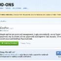 Nach dem Firefox-Neustart erscheint ein neuer Tab mit einem KeeFox-Installationsbutton - eine Sicherheitsmaßnahme. Bestätigen Sie die anschließende Frage, ob Sie KeeFox absichtlich installiert haben und verneinen Sie das Anlegen einer neuen Datenbank - Sie haben ja schon eine angelegt. (Bild: Screenshot Firefox)