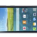 Das Galaxy K zoom bietet ein 4,8 Zoll großes Super AMOLED-Display, das in HD auflöst. (Bild: Samsung)