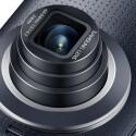 Das Objektiv bietet eine maximale Lichtstärke von F/3.1. Über den Brennweitenbereich fällt die Lichtstärke bis auf F/6.3 ab. (Bild: Samsung)