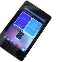 Asus produzierte für Google 2012 das erfolgreiche 7-Zoll-Tablet Nexus 7. 2013 folgte ein gleichnamiges Modell mit einigen Verbesserungen. (Bild: netzwelt)