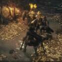 Optisch erinnert diese Szene deutlich an Dark Souls und Demon's Souls. Allerdings scheint der Charakter in der linken Hand eine Schrotflinte zu halten. (Bild: NeoGAF)