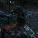 Im Hintergrund sehen wir eine Leiche, über der ein Gegenstand leuchtend schwebt - typisch für die Souls-Spiele. (Bild: NeoGAF)