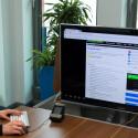 Über den installierten Browser kann man frei im Web surfen. (Bild: netzwelt)