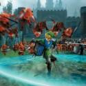 Die Fähigkeiten von Link werden in Hyrule Warriors dazu genutzt, komplette Heerscharen von Gegnern niederzumähen - im Stile von Dynasty Warriors. (Bild: Nintendo)