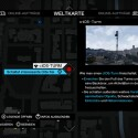 Ganz wie in Assassin's Creed: Durch das Hacken von ctOS-Türmen schaltet ihr weitere Nebenbeschäftigungen in einem Stadtteil frei. (Bild: Screenshot Ubisoft)