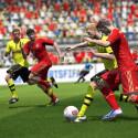 Nach wie vor ein Dauerbrenner: FIFA 14 belegt den vierten Platz der britischen Charts. (Bild: EA)