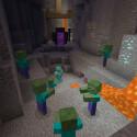 Die PlayStation 3-Version von Minecraft schafft es auf den fünften Platz der englischen Charts. (Bild: Sony)