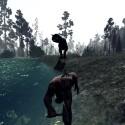 ...heißt es die Beine in die Hand zu nehmen bis die Raubsaurier von einem ablassen. (Bild: Screenshot/netzwelt)