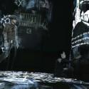 Gruselige Geistermädchen, die kryptische Zeichnungen malen, dürfen erst recht nicht fehlen. (Bild: Screenshot Square Enix)