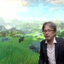 Game Director Eiji Aonuma präsentiert seine Vision von The Legend of Zelda für die Wii U.