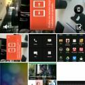 Auch die Galerie-App wurde optisch aufgefrischt. (Bild: Screenshot HTC One)