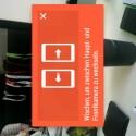Die Kamera-App hat nicht nur ein neues Design erhalten, sondern auch neue Funktionen - etwa einen Selfie-Modus. (Bild: Screenshot HTC One)