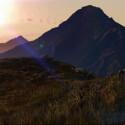 Die Weitsicht wurde in GTA 5 für PS4, Xbox One und PC verbessert. (Bild: Screenshot YouTube/Sony)