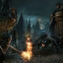 In Bloodborne werden wir erneut einer Vielzahl furchteinflößender Kreaturen gegenüberstehen. (Bild: Sony)