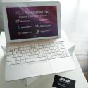Es bietet unter anderem einen 10,1 Zoll großen Touchscreen mit IPS-Panel. (Bild: netzwelt)