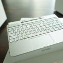 Die Tastatur gibt es im Paket mit Tablet für 279 Euro. Druckpunkt und Hub können im ersten Test gefallen. (Bild: netzwelt)