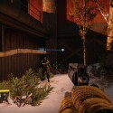 In der Spielwelt begegnet ihr zahlreichen anderen Spielern. (Bild: Screenshot Activision)