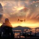 Haben wir schon erwähnt, dass Destiny wunderschöne Kulissen zeichnet? Ja? Oh, well... (Bild: Screenshot Activision)