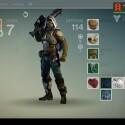 Über den Ausrüstungsbildschirm könnt ihr euren Charakter ausstatten. (Bild: Screenshot Activision)