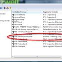 """Das neue USB-Gerät wurde in die Liste """"Erlaubte Geräte"""" eingetragen und kann verwendet werden. (Bild: Screenshot)"""