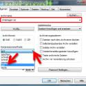 """Unter Archivname benennen Sie die zu erstellende RAR-Datei. Über den Button """"Suchen"""" wählen Sie optional einen Speicherort aus. Anschließend entscheiden Sie sich für eine Kompressionsmethode, indem Sie auf das Auswahlfeld klicken und """"gut"""" oder """"beste"""" für eine hohe Kompression auswählen. Beachten Sie bei großen Datenmengen, dass eine hohe Kompression sehr viel Zeit in Anspruch nimmt. (Bild: Screenshot)"""