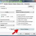 """Wenn Sie Ihr Archiv mit einem Kennwort schützen, dann kann der Empfänger die Daten nur mit dem richtigen Passwort entpacken. Klicken Sie auf den Button """"Passwort festlegen…"""", um das Kennwort für Ihr Archiv einzugeben. (Bild: Screenshot)"""