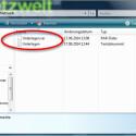 In dem angegebenen Zielordner finden Sie nach der Komprimierung die reduzierte RAR-Datei. Diese versenden Sie beispielsweise per E-Mail oder laden das Archiv in die Cloud. (Bild: Screenshot)