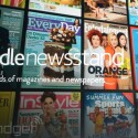 Der Kindle Store darf nicht auf dem Amazon-Smartphone fehlen. Hier gibt es Bücher, Magazine und Zeitschriften in digitaler Form zu kaufen. (Bild: engadget.com)