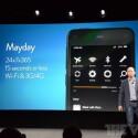 MayDay ist ein kostenloser Kundendienst, der das gesamte Jahr rund um die Uhr für Fire Phone-Nutzer zur Verfügung steht. (Bild: The Verge)