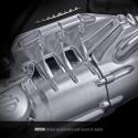 E-Herz: Der Elektromotor soll knapp 75 PS liefern. Dank hohem Drehmoment gelingt die Beschleunigung auf Tempo 100 binnen vier Sekunden. (Bild: Harley-Davidson)