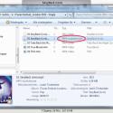 Es öffnet sich der Windows Explorer. Im Ordner finden Sie sowohl die Originaldatei im M4A-Format als auch die erstellte MP3-Datei. Diese können Sie aus dem Ordner kopieren und weiterverarbeiten. Beispielsweise brennen Sie die umgewandelten Songs auf eine CD, um die gekaufte Musik auch in der Stereoanlage im Wohnzimmer zu genießen. (Bild: Screenshot/Windows Explorer)
