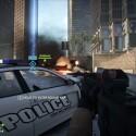 """Trotz etwas zu viel """"Kriegsschauplatz"""" entsteht in einigen Momenten dennoch das Gefühl, in einem Heist-Movie mitzuspielen. (Bild: Screenshot/EA)"""