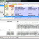 """Der Process Explorer wird mit einem Doppelklick auf die heruntergeladene Datei ohne Installation gestartet. Nach dem Download finden Sie die Datei, indem Sie auf Ihrem Desktop auf Start klicken und in das Suchfeld """"procexp.exe"""" eingeben. Um alle Funktionen nutzen zu können, sollten Sie das Tool als Administrator ausführen. Klicken Sie nach dem Start auf """"File"""" und im Menü auf """"Run as Administrator…"""". (Bild: Screenshot/Microsoft Process Explorer)"""