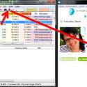 Nicht immer ist der Name der Software und des Prozesses identisch. Möchten Sie einen speziellen Prozess finden, suchen Sie bei bekannten Namen über die integrierte Suchfunktion, oder Sie nutzen das Fadenkreuz. Klicken Sie das Fadenkreuz an und ziehen Sie es bei gedrückter Maustaste auf das Programm, dessen Prozess Sie finden möchten. (Bild: Screenshot/Microsoft Process Explorer)