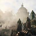 Zum ersten Mal in der Geschichte der Assassin's Creed-Serie könnt ihr mit bis zu drei Freunden gleichzeitig (online!) die Meuchelmissionen in Angriff nehmen. (Bild: Ubisoft)
