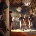 Auch in Assassin's Creed Unity ist bedächtiges Vorgehen Trumpf, um nicht eine Massenpanik vom Zaun zu brechen. (Bild: Ubisoft)