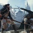 Ebenfalls ein essenzieller Bestandteil der Assassin's Creed-Spiele: Kämpfe! Auch in Unity werdet ihr ab und an Gewalt anwenden müssen, um an euer Ziel zu kommen. (Bild: Ubisoft)