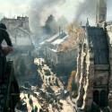 Die Entwickler geben sich große Mühe, das Paris des siebzehnten Jahrhunderts akkurat in Assassin's Creed Unity nachzubauen. (Bild: Ubisoft)