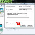 """Legen Sie die zu beschreibende CD oder DVD in das Laufwerk. Falls Sie über mehrere Laufwerke verfügen, wählen Sie das Laufwerk im Auswahlfeld hinter """"CD/DVD-Brenner:"""" aus. Klicken Sie danach auf """"Brennen"""", um den Brennvorgang zu starten. (Bild: Screenshot/Windows)"""